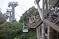 255 stranded in Taipei's Maokong Gondolas during blackout