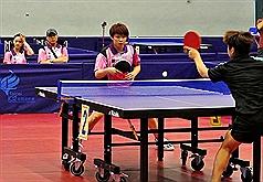 Taiwan's table tennis team advances to quarterfinals in London