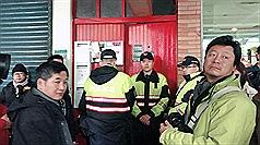 新黨發言人王炳忠 涉違《國家安全法》遭警調帶走