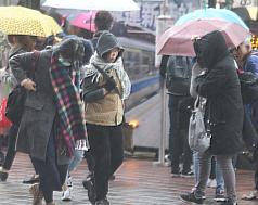 Taiwan prepares for wet weather over the New Year holidays