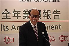 香港首富李嘉誠宣佈退休 商業帝國將交棒長子李澤鉅