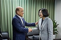 Su Tseng-changgives nod to runin New Taipei