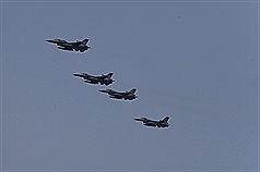 【快報】空軍F-16戰機失事 黑盒子已找到