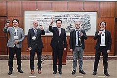 國際記者聯盟在臺辦年會 吳釗燮:肯定臺新聞自由