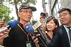 Former Taiwan premier Yu Shyi-kun urges William Lai to stay on