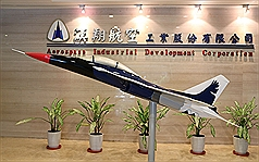 Taiwan begins assembly of new advanced jet trainers