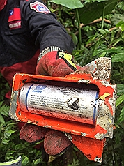 Search team finds black box of crashed Taiwanese F-16
