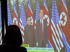 韓媒:川金會原本將宣佈終結韓戰 金正恩拒絕