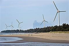 全球風力發電成長放緩 台灣崛起外資進場