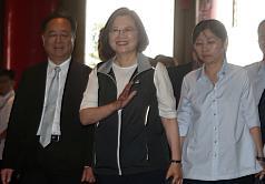 民進黨共識營 蔡英文:改革沒有錯,把成績大聲說出來