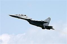 烏克蘭戰機墜落 一名美國軍人死亡