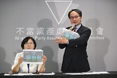 認定國民黨附隨組織 黨產會凍結救國團56.1億資產