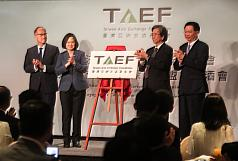 Think tank dedicated to promoting New Southbound Policy inaugurated in Taipei