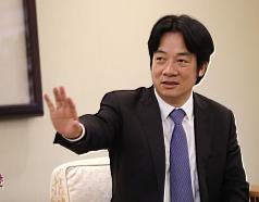 Premier Lai reiterates Taiwan's non-nuclear goal