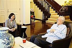 「台灣民主先生」李登輝 四年前神預言「不改革等著被中國改變現狀」