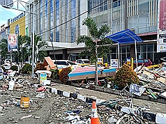 【緊急快報】印尼火山爆發
