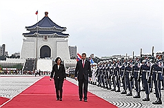 Paraguay a nation loyal to its ally: President Abdo visiting Taiwan