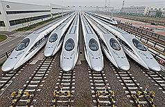 習近平救經濟出奇招:讓京滬高鐵上市