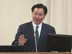 吳釗燮:希望將台日災難互助制度化