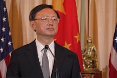 傳北京擬派楊潔篪赴美國會晤拜登團隊 中國否認