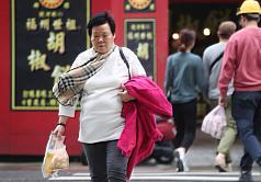 好天氣不再 5日起北台灣轉濕涼氣溫驟降