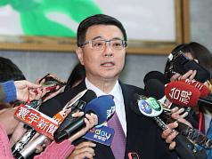 Pro-Tsai candidate claims victory as new leader of Taiwan's DPP