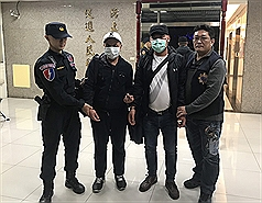 Taiwan arrests two pickpockets from China at Taipei 101