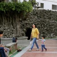 散步台南城市在旅行中療癒心靈
