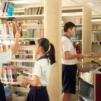 高市圖旗山分館開幕倒數 學生投入上架行列迎接新圖書館