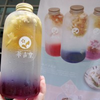 「茶吉堂」高顏值花養飲品 視覺、味覺雙享受