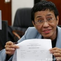 Philippines detains Duterte-critical journalist Maria Ressa